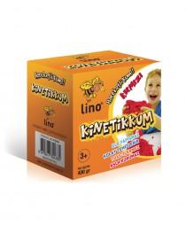 LN-400KR Lino Kinetik Kum Kırmızı 400Gr. Kutu