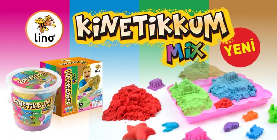 Kinetik Kum Mix