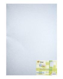 RBE 505 Lino Eva 50X70cm. Beyaz 2mm. Simli