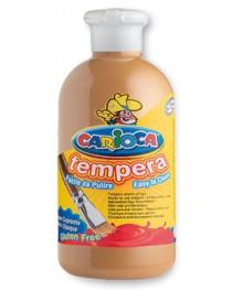 Carioca Tempera Suluboya Süper Yıkanabilir Açık Kahverengi 500 Ml.
