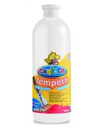 Carioca Tempera Suluboya Süper Yıkanabilir Beyaz 1000 Ml.