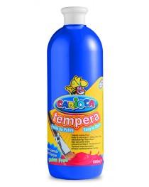 Carioca Tempera Suluboya Süper Yıkanabilir Açık Mavi 1000 Ml.