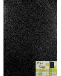 RBE-518 Lino Eva 50X70cm. Siyah 2mm. Simli