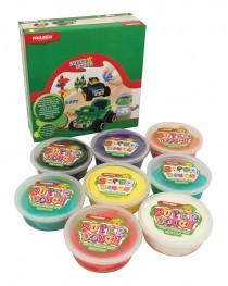 081042-8 Super Dough Oyun Hamuru